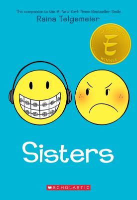 Sisters, Telgemeier, Raina