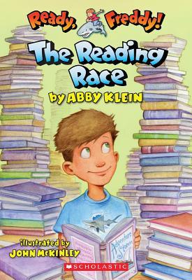 Ready, Freddy! #27: The Reading Race, Abby Klein