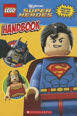 Image for LEGO DC Superheroes: Guidebook (With Poster)