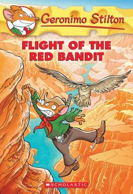 Geronimo Stilton #56: Flight of the Red Bandit, Stilton, Geronimo