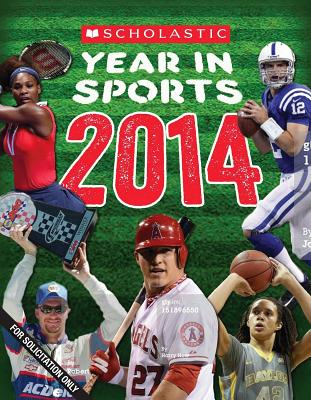 Scholastic Year In Sports 2014, Buckley Jr., James