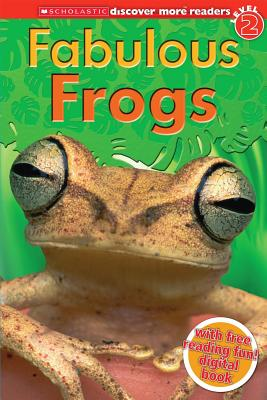 Image for Scholastic Discover More Reader Level 2: Fantastic Frogs