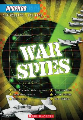 Image for War Spies (Profiles)