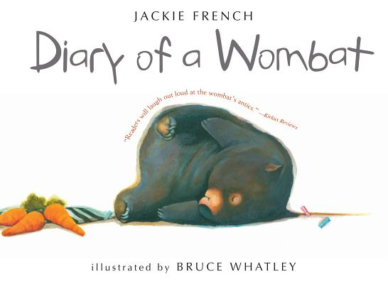 """Diary of a Wombat, """"French, Jackie"""""""