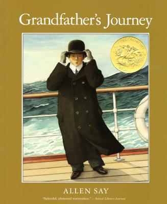 Grandfather's Journey, Allen Say