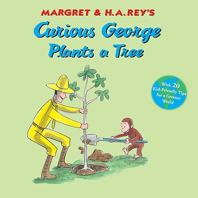 Image for Curious George Plants A Tree