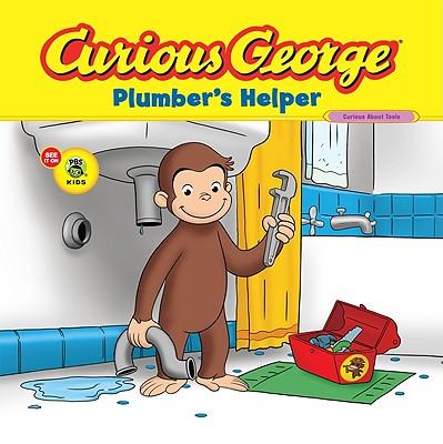 "Curious George Plumber's Helper (CGTV 8x8) (Curious George (Cgtv 8x8)), ""Rey, H. A."""