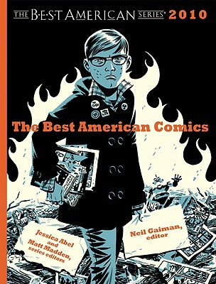 Image for BEST AMERICAN COMICS 2010