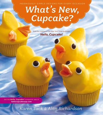 Image for WHAT'S NEW  CUPCAKE? : INGENIOUSLY SIMPL