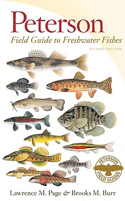 Image for Peterson Field Guide to Freshwater Fishes, Second Edition (Peterson Field Guides)