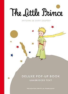 """The Little Prince Deluxe Pop-Up Book, """"Saint-Exupery, Antoine de"""""""