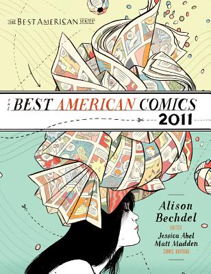 Image for BEST AMERICAN COMICS 2011