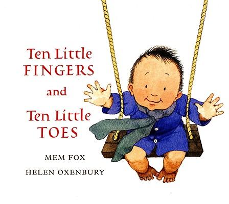 TEN LITTLE FINGERS & TEN LITTLE TOES, FOX, MEM