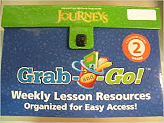 Image for Journeys: Grab and Go Complete Set Grade 2