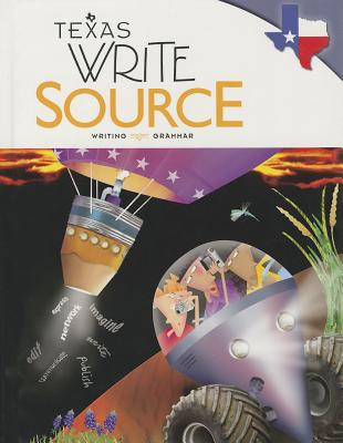 Image for Great Source Write Source Texas: Student Edition  Grade 8 2012