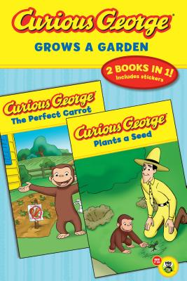Image for Curious George Grows a Garden (CGTV Double Reader)