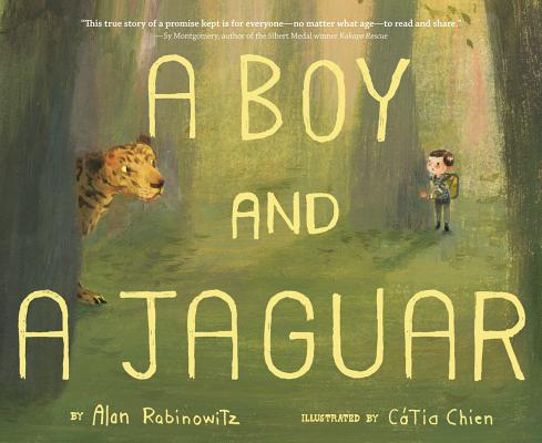 Image for A Boy and a Jaguar
