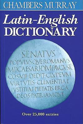 Image for Chambers Murray Latin-English Dictionary