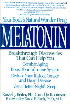 Image for Melatonin: Your Body's Natural Wonder Drug
