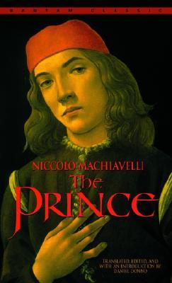 The Prince, NICCOLO MACHIAVELLI