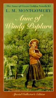Image for Anne of Windy Poplars (Anne of Green Gables)
