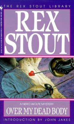 Image for Over My Dead Body (Nero Wolfe)