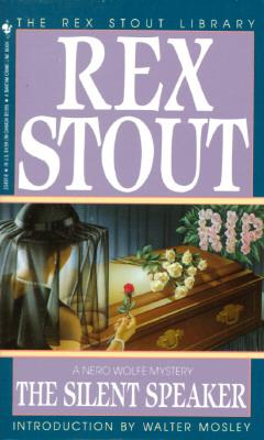 The Silent Speaker (Crime Line), Rex Stout