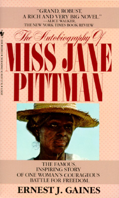 Image for The Autobiography of Miss Jane Pittman