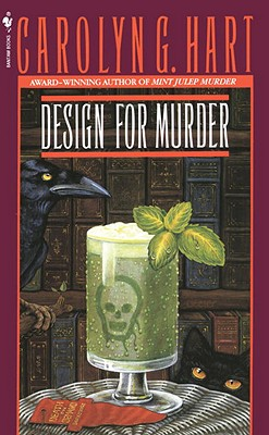 Design for Murder (A Bantam Crime Line Book), Carolyn G. Hart