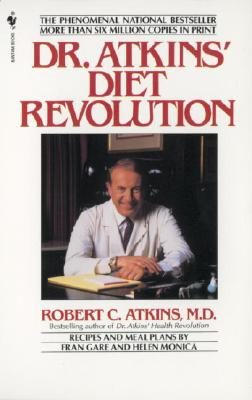 Image for Dr. Atkins' Diet Revolution
