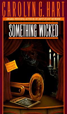 Something Wicked, Hart, Carolyn G.