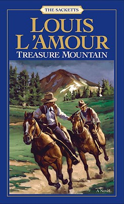 Image for Treasure Mountain: A Novel (Sacketts)