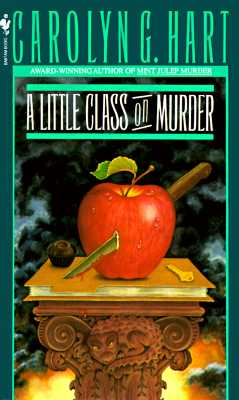 Image for LITTLE CLASS ON MURDER, A