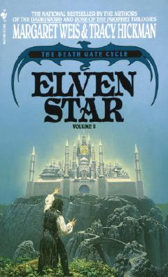 Elven Star (The Death Gate Cycle, Volume 2), Weis, Margaret; Hickman, Tracy