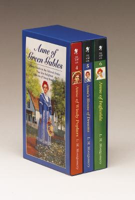 Image for Anne of Green Gables Boxed Set, Vol. 2 (Anne of Ingleside, Anne's House of Dreams, Anne of Windy Poplars)