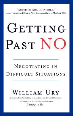Image for Getting Past No: Negotiating in Difficult Situations