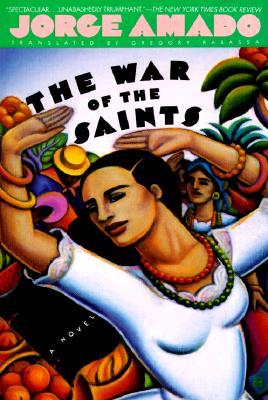 The War of the Saints, Amado, Jorge; Rabassa, Gregory (Translator)
