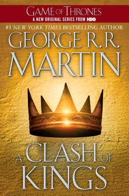 Clash of Kings, GEORGE R. MARTIN