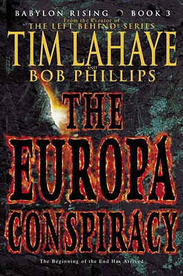 Image for The Europa Conspiracy #3 (Babylon Rising Series)