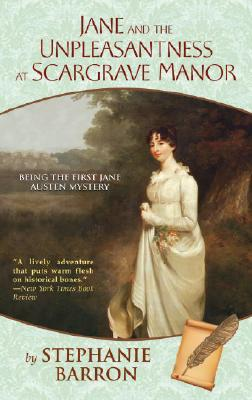 Image for JANE AND THE UNPLEASANTNESS AT SCARGRAVE MANOR