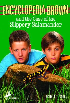 Image for Encyclopedia Brown and the Case of the Slippery Salamander