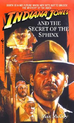 Indiana Jones and the Secret of the Sphinx, MAX MCCOY