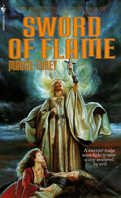 Sword of Flame, Maggie Furey