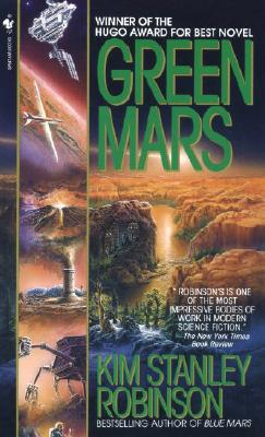 Green Mars (Mars Trilogy), Robinson, Kim Stanley