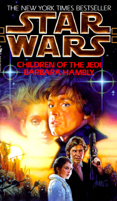 Image for STAR WARS: CHILDREN OF THE JEDI
