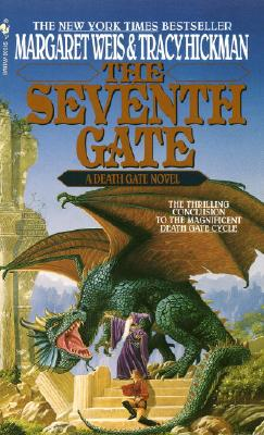Image for The Seventh Gate: A Death Gate Novel, Volume 7 (Death Gate Cycle)