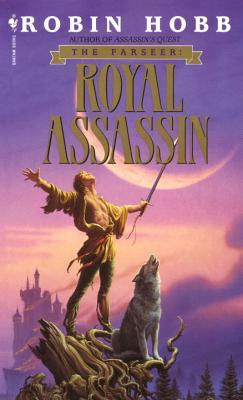 Royal Assassin, ROBIN HOBB