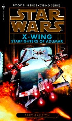 Image for SW: X-WING STARFIGHTERS OF ADUMAR