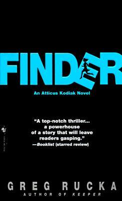 Finder, Greg Rucka