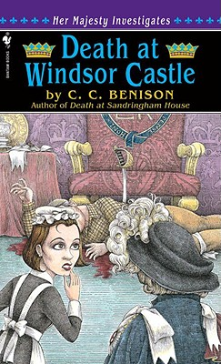 Image for Death at Windsor Castle: Her Majesty Investigates (Her Majesty Investigates)